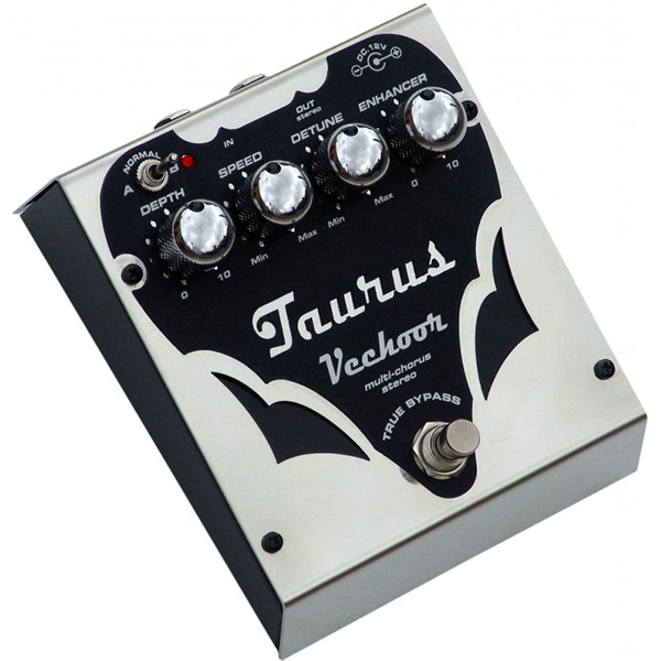Педаль эффектов Taurus Vechoor SL педаль эффектов fender engager boost pedal