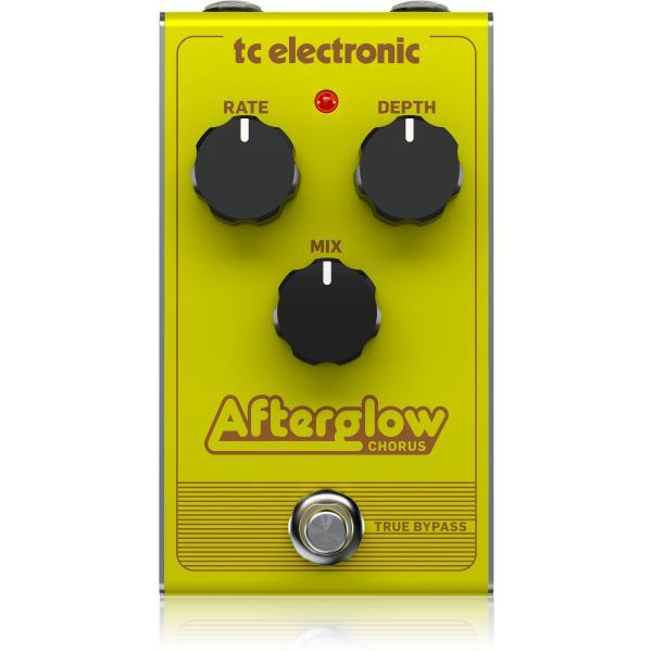 Педаль эффектов TC Electronic Afterglow Chorus все цены