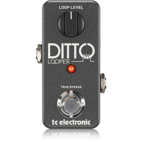 Педаль эффектов TC Electronic Ditto Looper