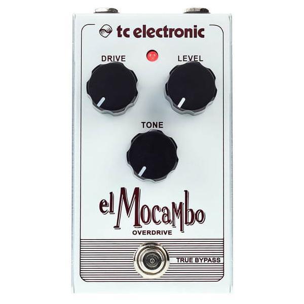 Педаль эффектов TC Electronic EL Mocambo