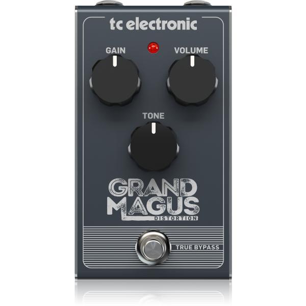 Педаль эффектов TC Electronic Grand Magus Distortion педаль эффектов fender pugilist distortion pedal