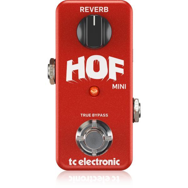 Педаль эффектов TC Electronic Hall of Fame Mini Reverb все цены