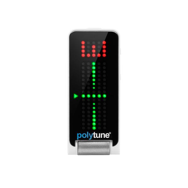Гитарный тюнер TC Electronic PolyTune Clip цена и фото