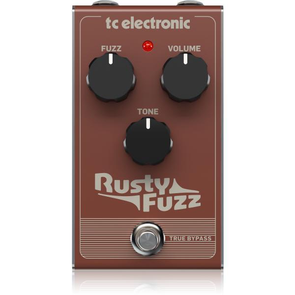 Педаль эффектов TC Electronic Rusty Fuzz