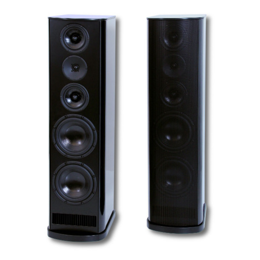 Напольная акустика T+A TCD 110 S High Gloss White t a tcd 410 r macassar ebony