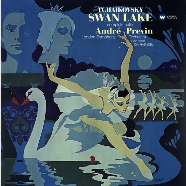 Tchaikovsky - Swan Lake (3 LP)
