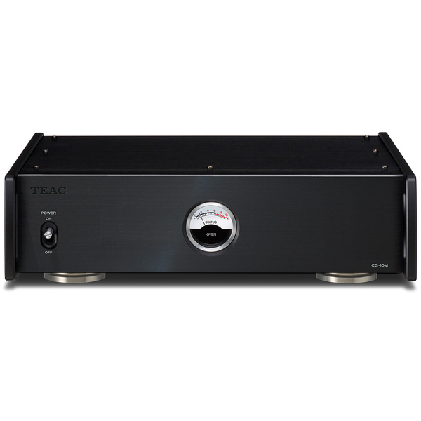 Внешний ЦАП TEAC Кварцевый генератор CG-10M Black стоимость