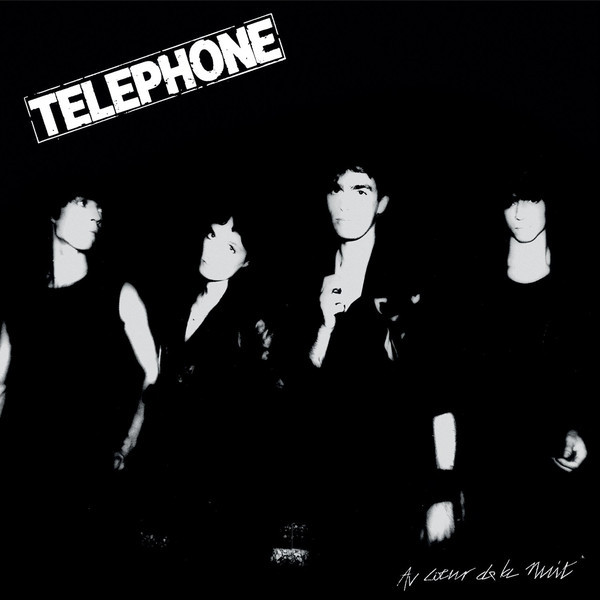 Telephone Telephone - Au Coeur De La Nuit (180 Gr) цена и фото