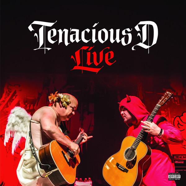 Tenacious D Tenacious D - Tenacious D Live (180 Gr) цена 2017