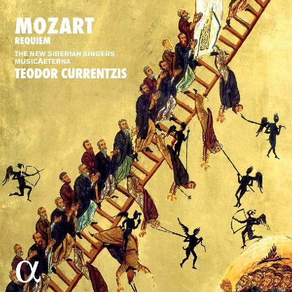 Mozart MozartTeodor Currentzis - : Requiem (2 LP) mozart requiem