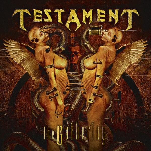 Testament Testament - Gathering frey j the final testament