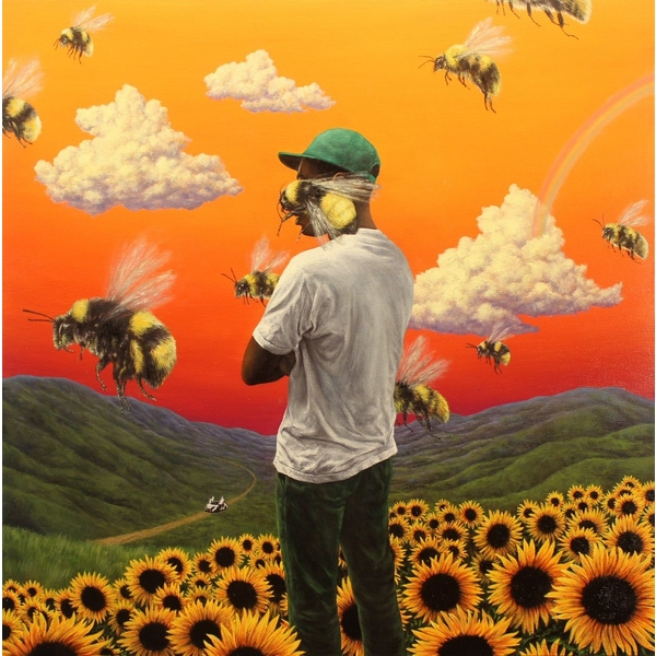 Tyler, The Creator Tyler, The Creator - Flower Boy (2 LP) stephanie tyler coming undone