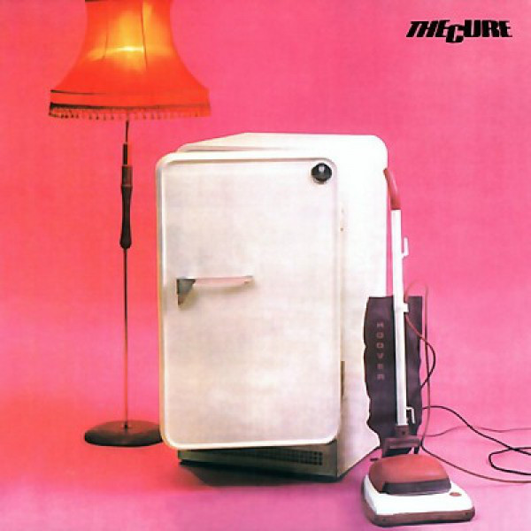 лучшая цена The Cure The Cure-three Imaginary Boys