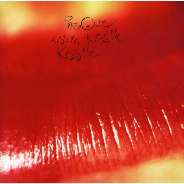 The Cure The Cure - Kiss Me, Kiss Me, Kiss Me (2 LP) kiss me catchy cabaret красный топ с подвязками и стринги