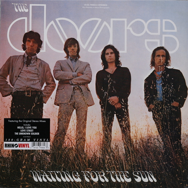 лучшая цена The Doors The Doors - Waiting For The Sun (180 Gr)