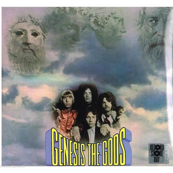 The Gods - Genesis (mono)
