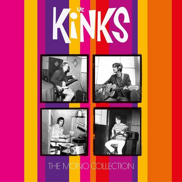 лучшая цена The Kinks The Kinks - The Mono Collection (10 Lp, 180 Gr)