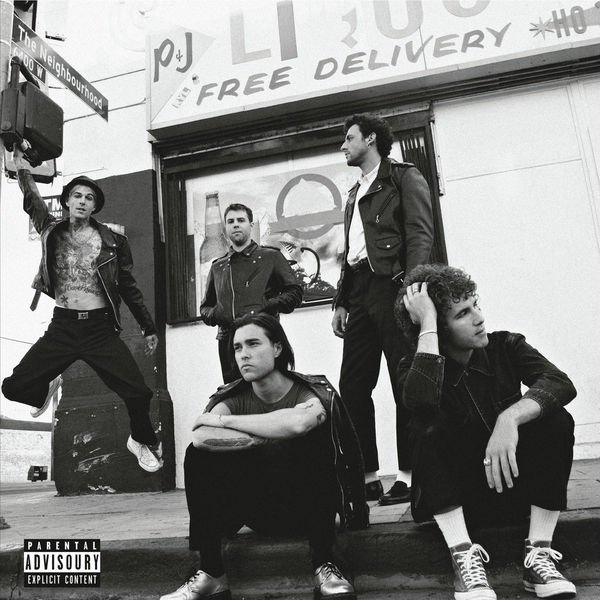 лучшая цена The Neighbourhood The Neighbourhood - The Neighbourhood (2 Lp, 180 Gr)