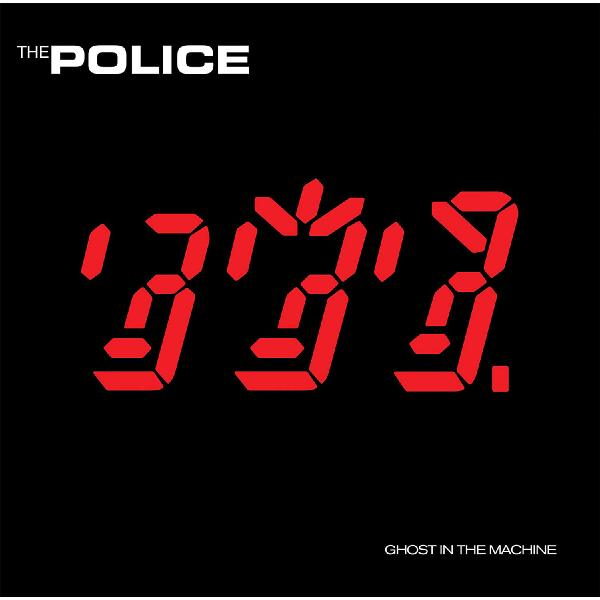 The Police - Ghost In Machine