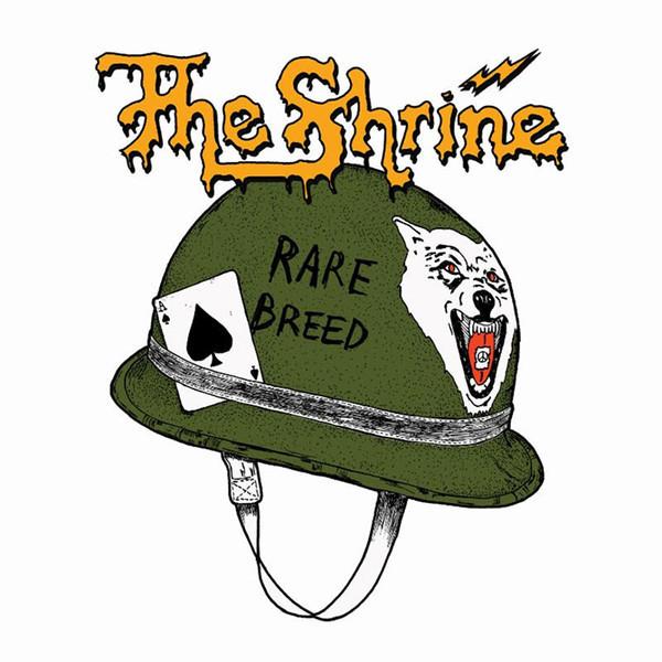 The Shrine - Rare Breed (lp + Cd)
