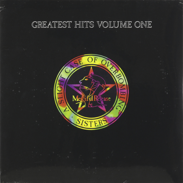 The Sisters Of Mercy - Greatest Hits Volume One: A Slight Case Overbombing (2 Lp, 180 Gr)