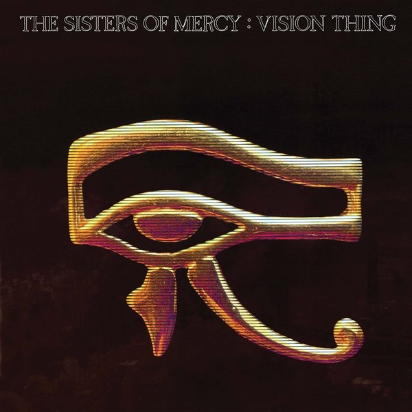The Sisters Of Mercy - Vision Thing (4 Lp, 180 Gr)