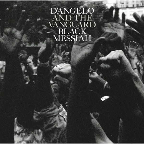 Dangelo The Vanguard - Black Messiah (2 LP)