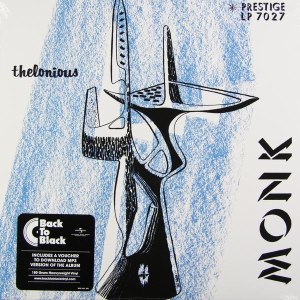 Thelonious Monk Thelonious Monk - Thelonious Monk Trio (180 Gr) monk malatesta monk