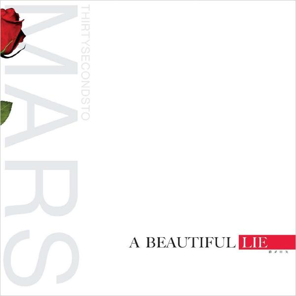 Thirty Seconds To Mars - A Beautiful Lie (colour)