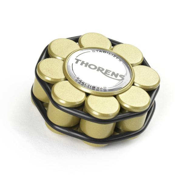 Прижим для виниловых пластинок Thorens Stabilizer Gold
