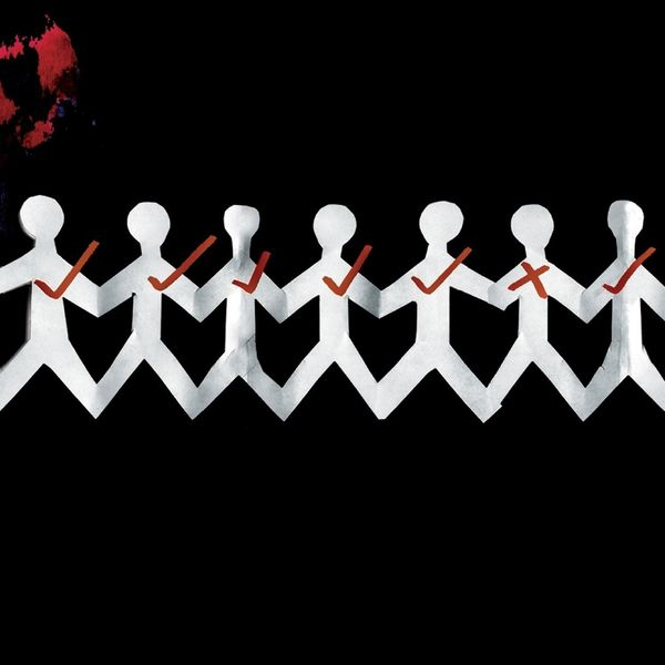 Three Days Grace Three Days Grace - One-x цена