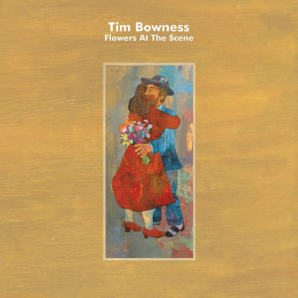 Tim Bowness - Flowers At The Scene (lp+cd)