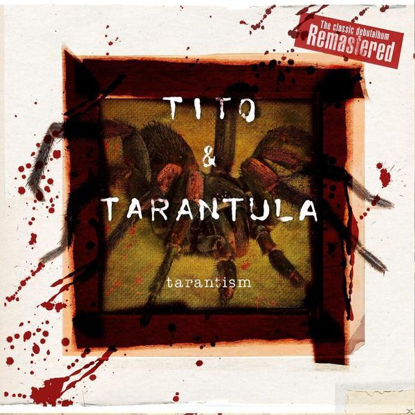 Tito Tarantula - Tarantism (lp+cd)