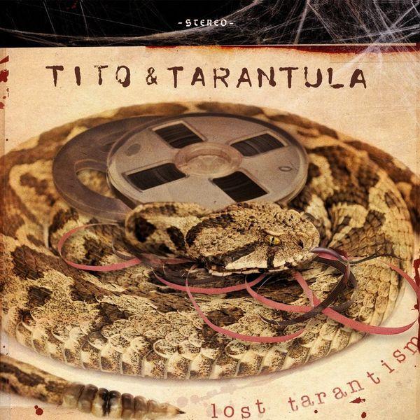 Tito Tarantula - Lost Tarantism (lp+cd)