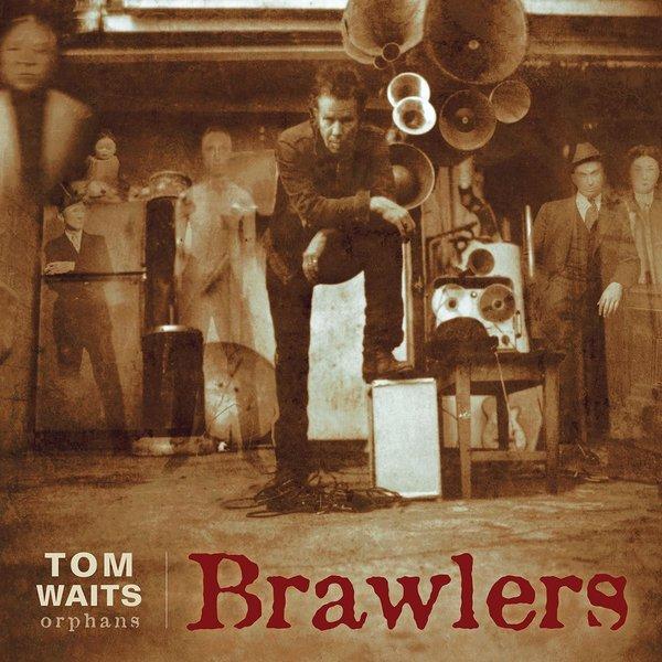 Tom Waits Tom Waits - Brawlers (2 LP) tom waits tom waits bastards 2 lp