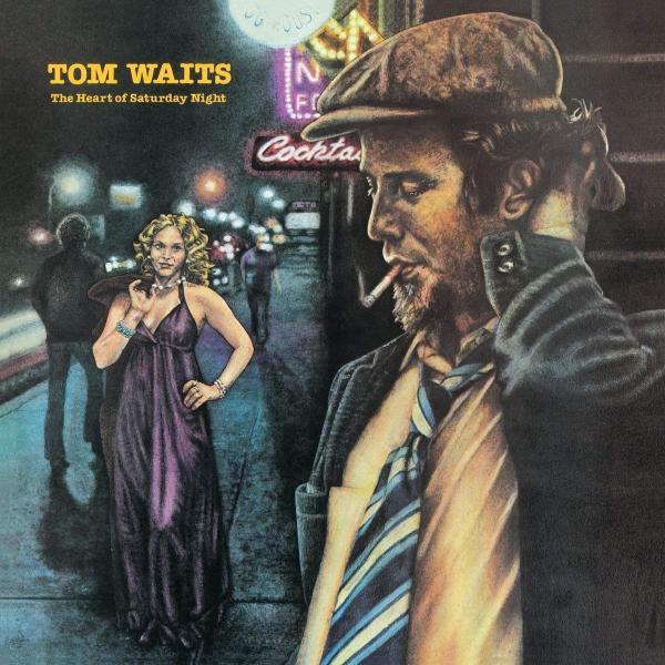 Tom Waits Tom Waits - The Heart Of Saturday Night tom waits tom waits bastards 2 lp