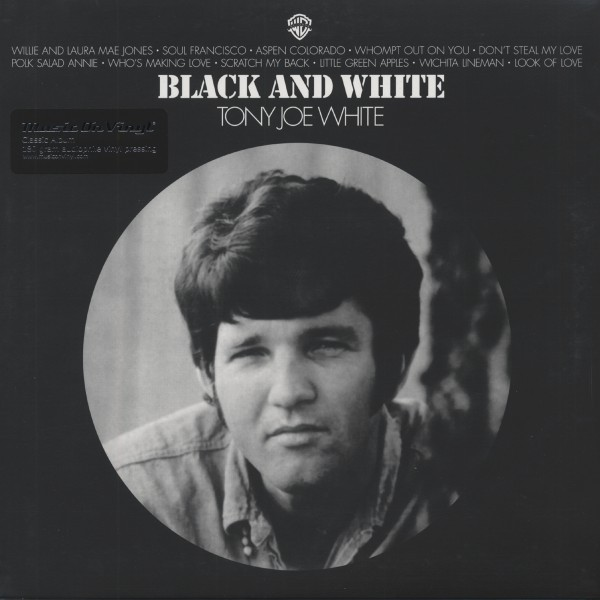Tony Joe White - Black