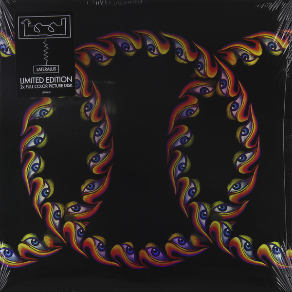 TOOL TOOL - Lateralus (2 Lp, Picture Disc)