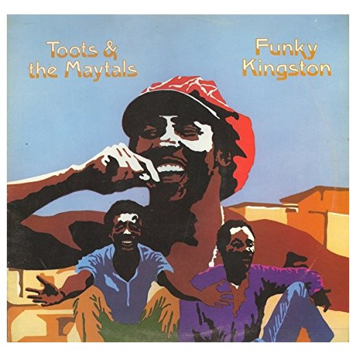 Toots Maytals - Funky Kingston