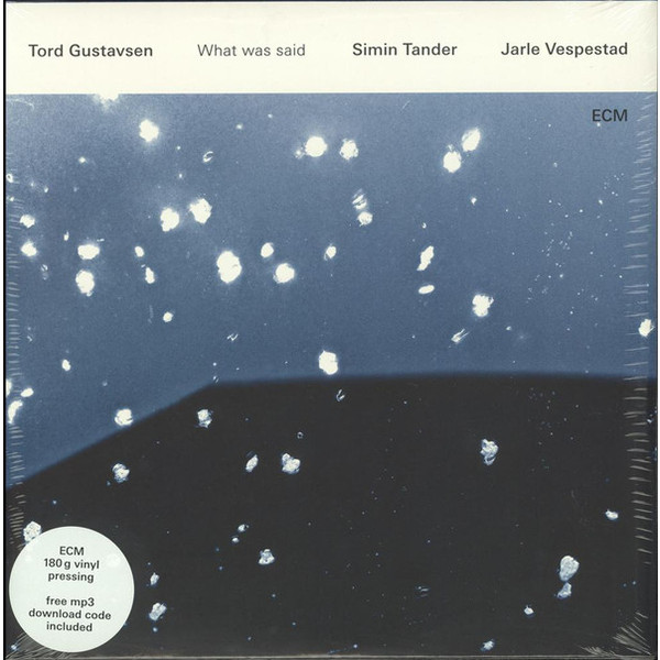 Tord Gustavsen - Gustavsen: What Was Said (2 LP)