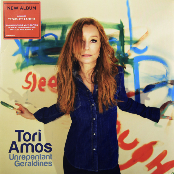 цена на Tori Amos Tori Amos - Unrepentant Geraldines (2 Lp, 180 Gr)
