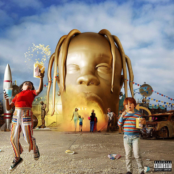 Travis Scott - Astroworld (2 LP)