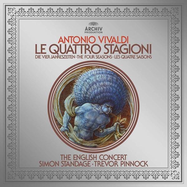 лучшая цена Vivaldi VivaldiTrevor Pinnock - : The Four Seasons