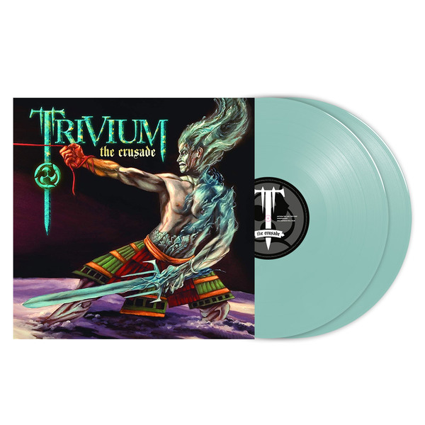 Trivium Trivium - Crusade (2 Lp, Colour) цена