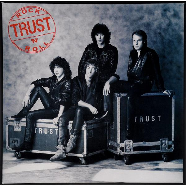 TRUST TRUST - Rock'n'roll (colour)