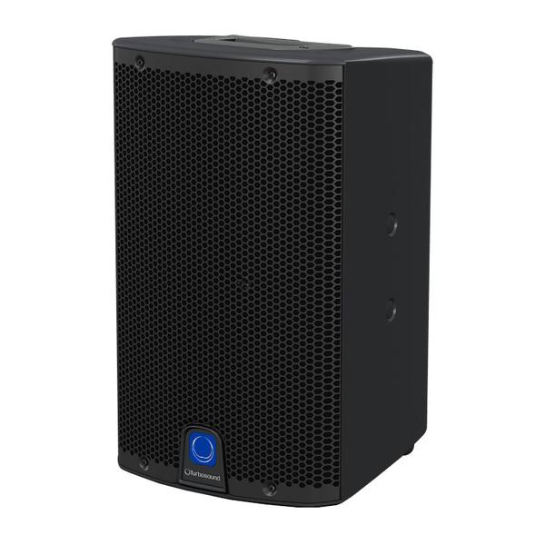 лучшая цена Профессиональная активная акустика Turbosound iQ8 Black