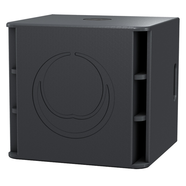 Профессиональный активный сабвуфер Turbosound Milan M15B Black цена