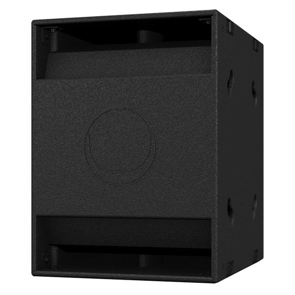 лучшая цена Профессиональный активный сабвуфер Turbosound NuQ118B-AN Black