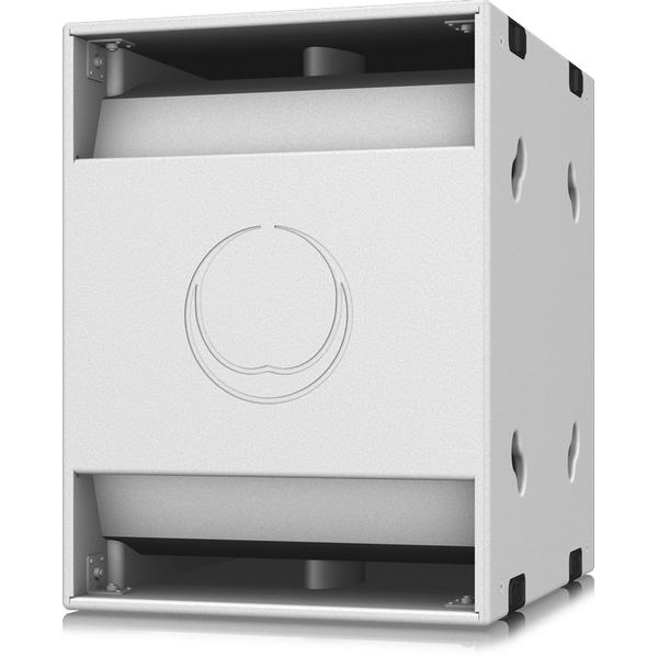 лучшая цена Профессиональный активный сабвуфер Turbosound NuQ118B-AN White