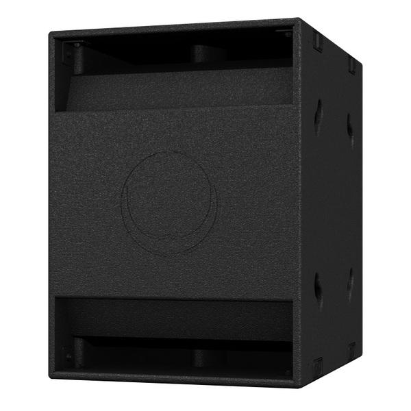 лучшая цена Профессиональный пассивный сабвуфер Turbosound NuQ118B Black